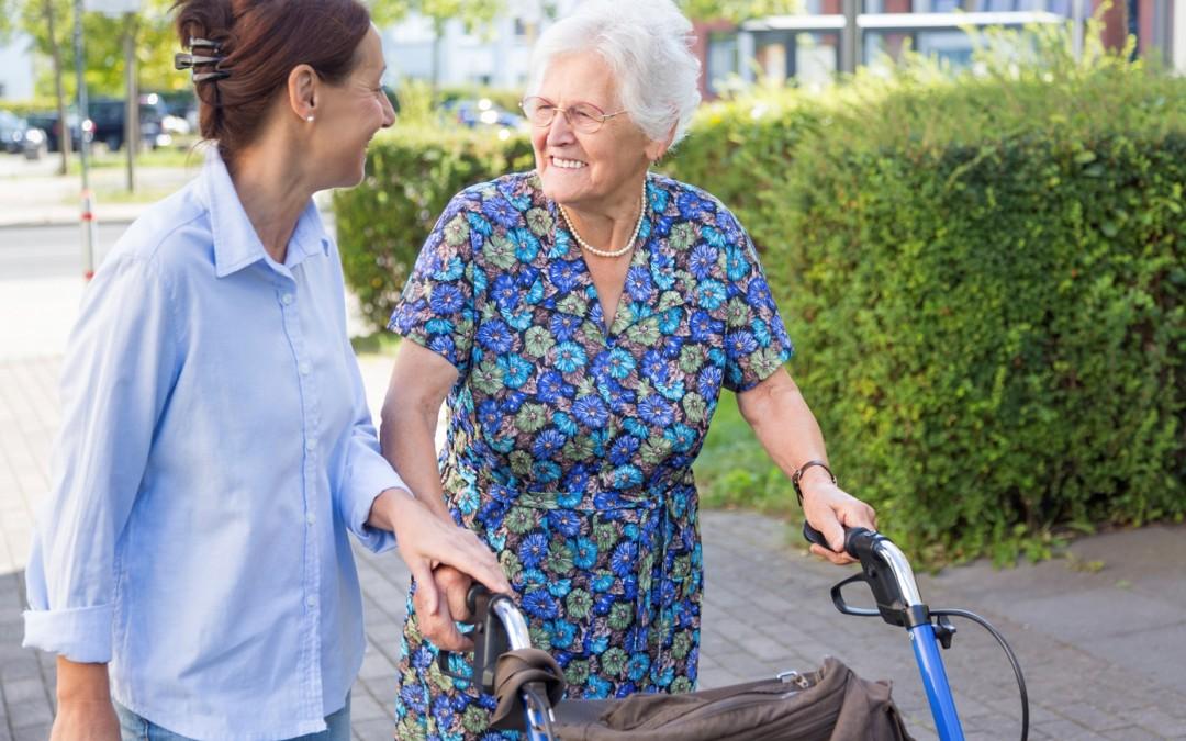 La profesionalidad en la ayuda a domicilio